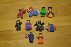 китайский комплект Jibbitz супергероев с алиэкспрес