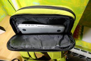 Ноутбук 13 дюймов в рюкзаке