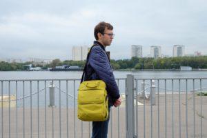 Рюкзак на лямках