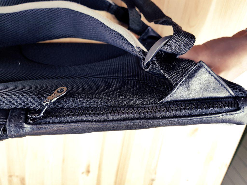 боговой карман рюкзака Zavtra