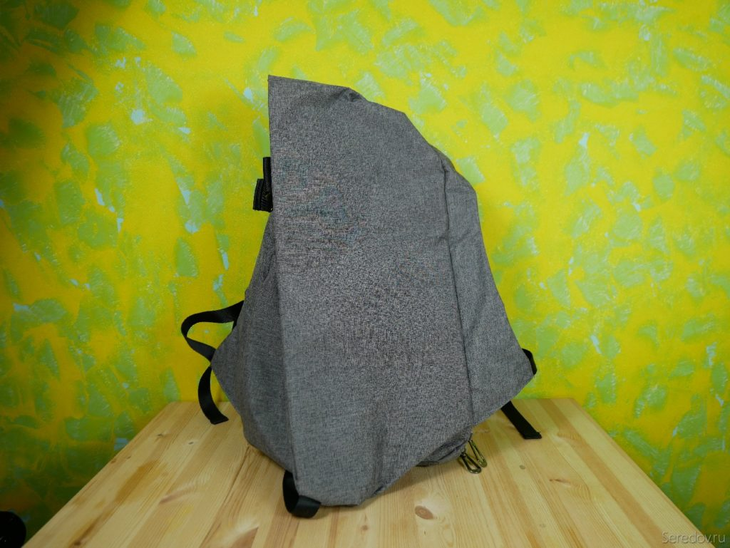 Рюкзак KALIDI вид спереди