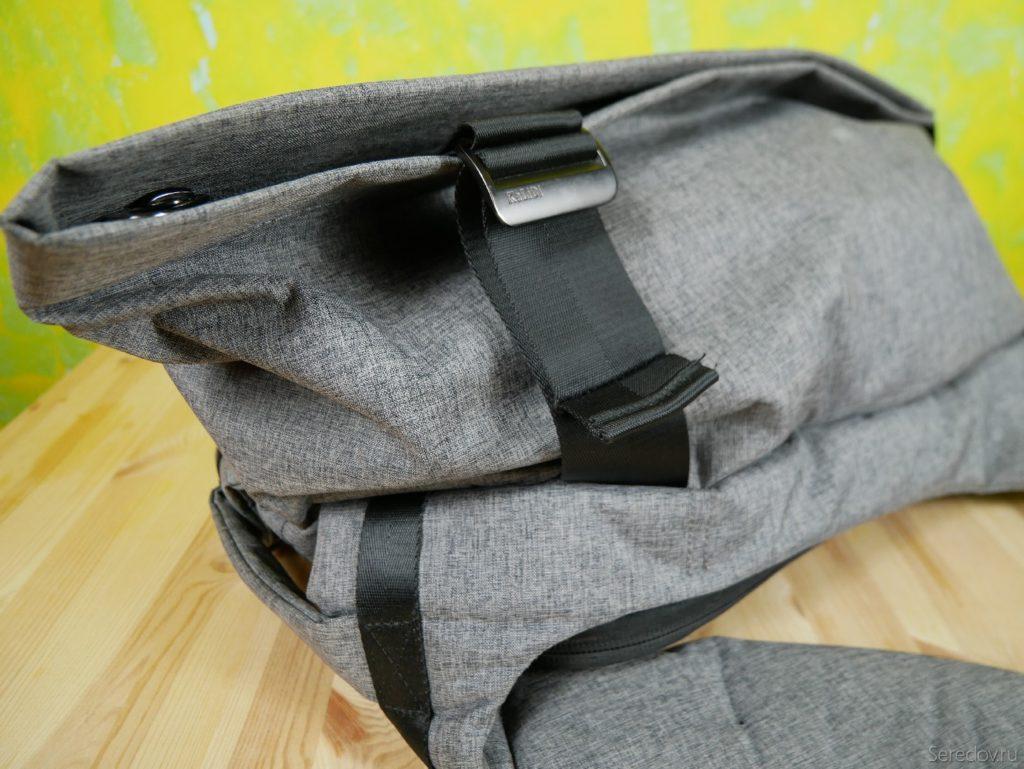 Верхняя регулировка размера рюкзака KALIDI