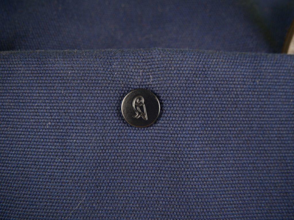 Логотип на сумке