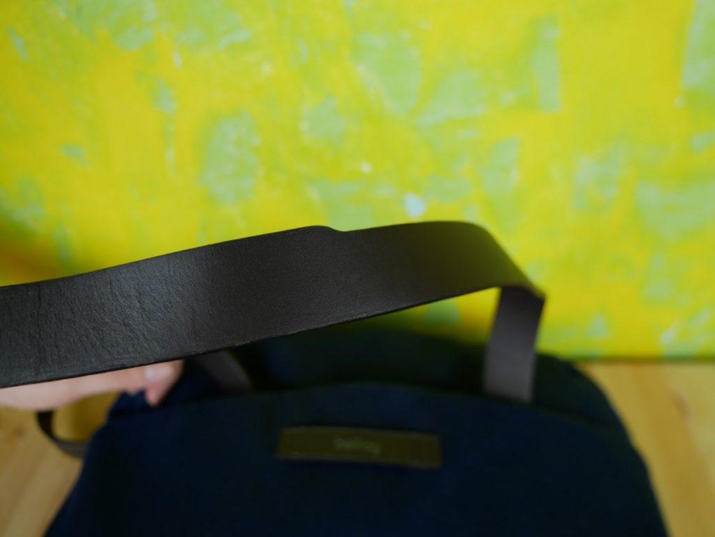 Расширение лямок сумки