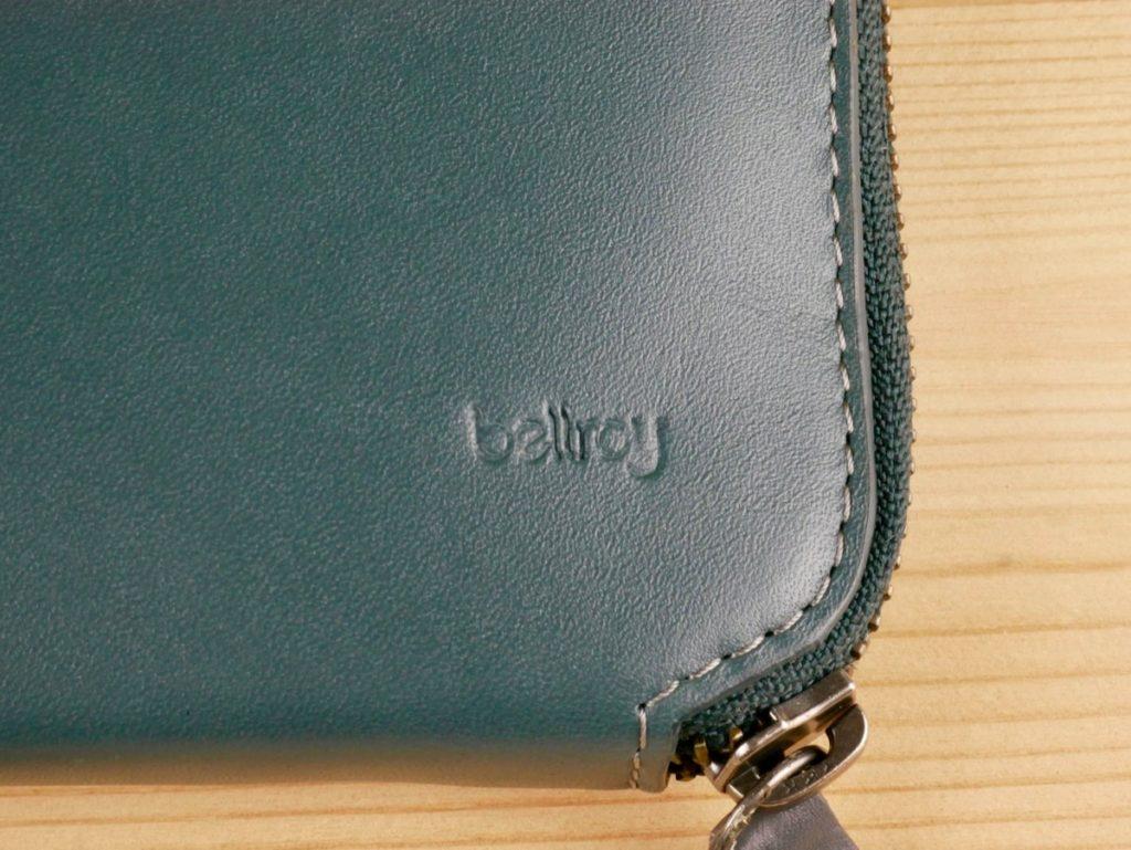 Логотип Bellroy