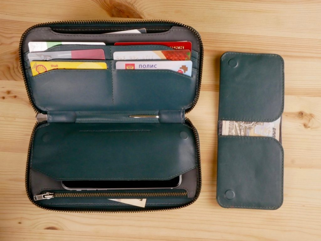 кошелк Bellroy Carry Out